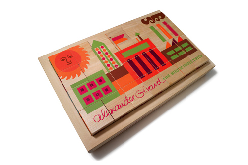 ALEXANDER GIRARD ABC BLOCKS