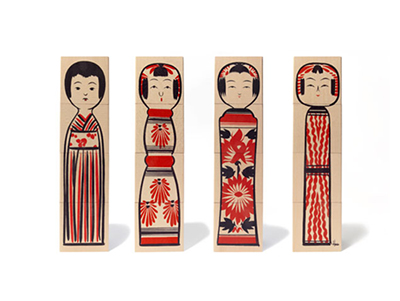 Kokeshi (Online Only)